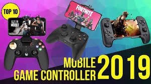 Top10: Best <b>Mobile Game Controller</b> & Trigger for Android / iOS ...