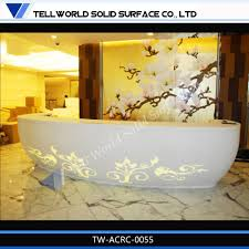 reception counter gym design reception counter gym design suppliers and manufacturers at alibabacom acrylic lighted reception desk reception counter design