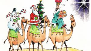 smerconish want to avoid an awkward christmas dinner steal a opinioncartoons laughing through the holiday season