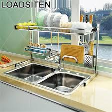 Drying <b>Keuken</b> Dish Drainer <b>Organizadores De</b> Especias Stainless ...