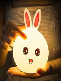 <b>Лампа</b>-<b>ночник</b> силиконовый <b>LED</b>-светильник с сенсорным ...