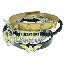 Wonder Woman <b>Movie</b> Arm Party <b>5 Piece</b> Bracelet Set – DC Shop