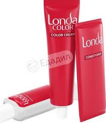 <b>Крем</b>-<b>краска для волос Londa Color</b> стойкая, 2/8 сине-черный ...