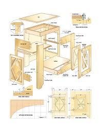 how to make kitchen cabinets: cabinet plan wood for woodworking projects shed plans course