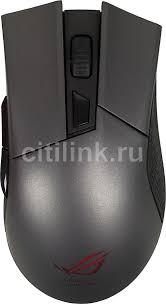 Купить <b>Мышь ASUS ROG Gladius</b>, проводная, USB, черный в ...