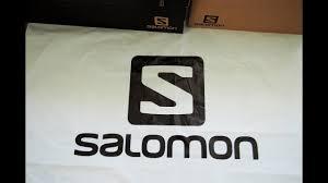 Как определить оригинальность обуви Salomon - YouTube