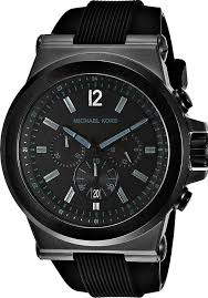 Купить <b>Michael</b> Kors <b>Часы</b> Черные <b>Мужские</b> MK8152 - <b>Мужские</b> ...