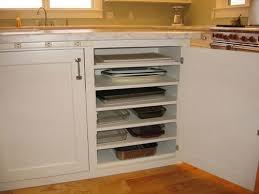 kitchen storage tray cupboard kitchen storage ideas add additional shelves in lower cabinets to stor
