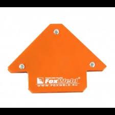 <b>Магнитный угольник FoxWeld FIX-3</b> до 11 кг 5384 купить в ...