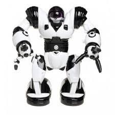 Игрушечный <b>робот Mini</b> Robosapien – <b>WowWee</b> - ИграНаДом.ру