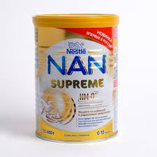 <b>Молочная смесь NAN SUPREME</b> 400г арт.8112420 в ...
