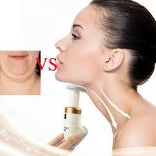Купите neckline slimmer neck exerciser chin massager thin онлайн ...