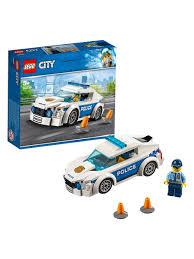 <b>Конструктор LEGO City</b> Police 60239 Автомобиль полицейского ...