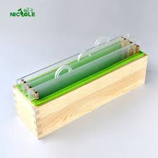 <b>Nicole Silicone</b> Render DIY <b>Soap</b> Mold Set Rectangle Loaf Mould ...