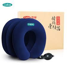 <b>Cofoe</b> Neck Support Brace Apparatus Neck <b>Cervical Traction</b> ...
