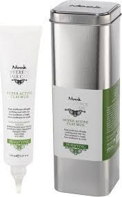 Супер активная очищающая <b>глина для кожи головы</b> Nook Ph 6,2 ...