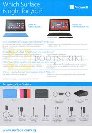 microsoft tablets surface decision maker accessories pc show 2013 pc show 2013 price list image brochure of microsoft tablets surface decision maker accessories