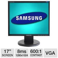Bán lô màn hình lcd cũ 17 Nec,samsung,philips,dell đẹp như mới 700k...