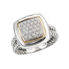 Eleganza Ladies <b>Fashion Diamond</b> Ring - Kennedy's Custom ...