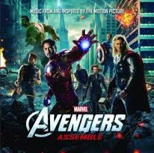 Мстители <b>саундтрек</b>, <b>OST</b> в mp3, музыка из фильма <b>Avengers</b>