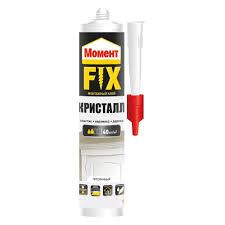 <b>Клей монтажный Момент Fix</b> Кристалл, 265 г - купите по низкой ...