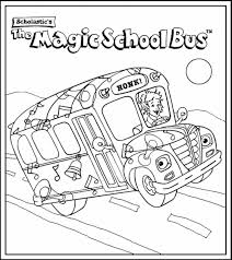 Small Picture Page Bus Coloring Page For Toddlers Transportation Pages