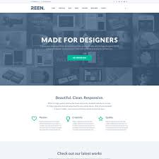 25 psd one page templates 2017 colorlib psd one page templates