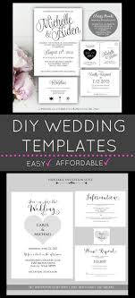 the most elegant wedding invitation templates that fit your style wedding invitation templates
