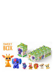 <b>Мармелад с игрушкой</b> Sweet Box Зверята 10 г 77504060: 149 ...