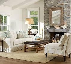 family room decor living room pottery barn for the home pinterest barn living rooms room