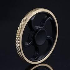 <b>Titanium alloy</b> hand spinner <b>fingertip gyro</b> toy 698 ceramics bearing ...