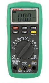 Доработка <b>мультиметра Mastech MS8221C</b> - Измерительная ...