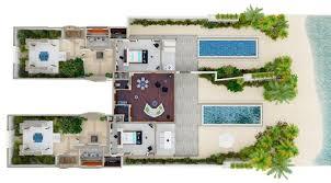 conrad maldives rangali islands awesome 3d floor plans of maldives most luxuries villas maldives travel news maldives resorts spa news awesome 3d floor plans