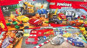 <b>Cars</b> 3 <b>Disney Pixar Lego</b> Juniors Toys Review Cartoon for Kids ...