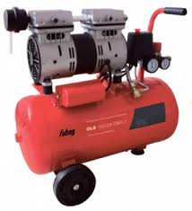 Воздушный <b>компрессор FUBAG OLS 160/24</b> CM1,1 купить в ...