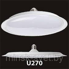 <b>LED</b>-<b>U270</b>-<b>60W</b>/<b>4000K</b>/<b>E27</b>/<b>FR PLU01WH Лампа</b> светодиодная ...
