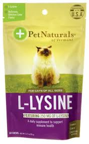 Добавка в корм Pet Naturals of Vermont <b>L</b>-<b>лизин</b> для кошек ...