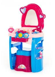 Туалетный столик Полесье Диана №3 <b>Palau Toys</b> в пакете (44679)