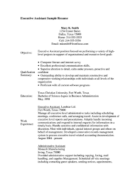 sample administrative assistant resume objective make resume cover letter admin assistant resume objective legal administrative