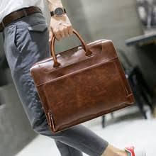 Popular <b>Crazy</b> Horse Pu <b>Leather Men Briefcase</b>-Buy Cheap <b>Crazy</b> ...