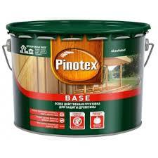 Купить с доставкой <b>Антисептик</b>-<b>грунт Pinotex Base</b> (<b>9 л</b>) по цене ...