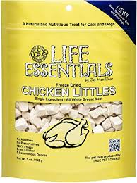 LIFE ESSENTIALS BY CAT-MAN-DOO Freeze Dried ... - Amazon.com