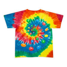 Youth M&M'S <b>Tie Dye</b> Tee | M&M'S - mms.com