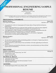sample professional resume format   easy resume samples     sample professional resume format