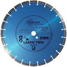Алмазный <b>диск Trio Diamond Segment</b> Laser Trio Бетон 350 мм