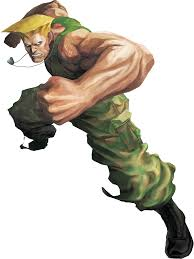 ガイル | Guile Mugen Character Download