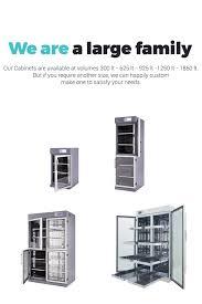 X-Treme Series / <b>Auto Dry</b> Cabinets