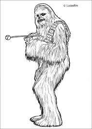 Chewbacca coloring page | <b>Звездные войны</b>, Раскраски, Рисунки ...
