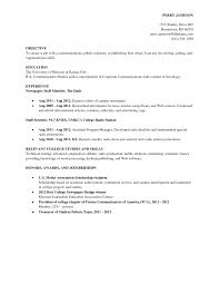 recent graduate resume college resume samples examples format the