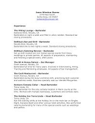 nanny resume examples thousand format simple cover letter nanny resume examples waitress resume interesting nanny examples for job experience for resume sample bartender feat